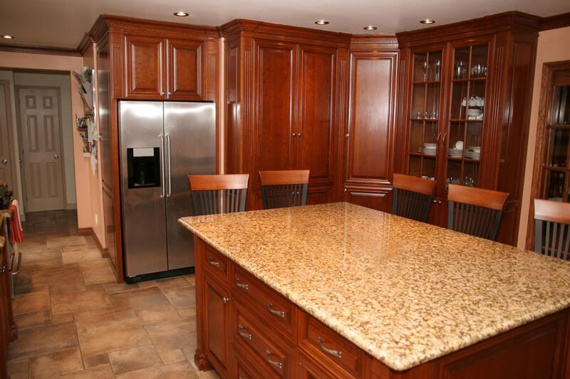 wood kitchen cabinets yonkers